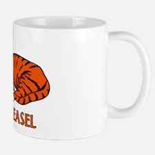 Lap Weasel Mug