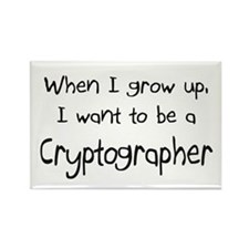 When I grow up I want to be a Cryptographer Rectan