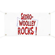 Sedro-Woolley Rocks ! Banner