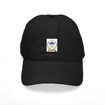 BELLIVEAU Family Crest Black Cap