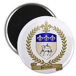 BELLIVEAU Family Crest Magnet