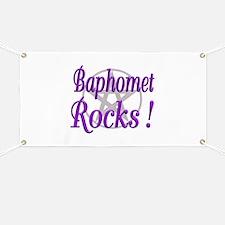 Baphomet Rocks ! Banner