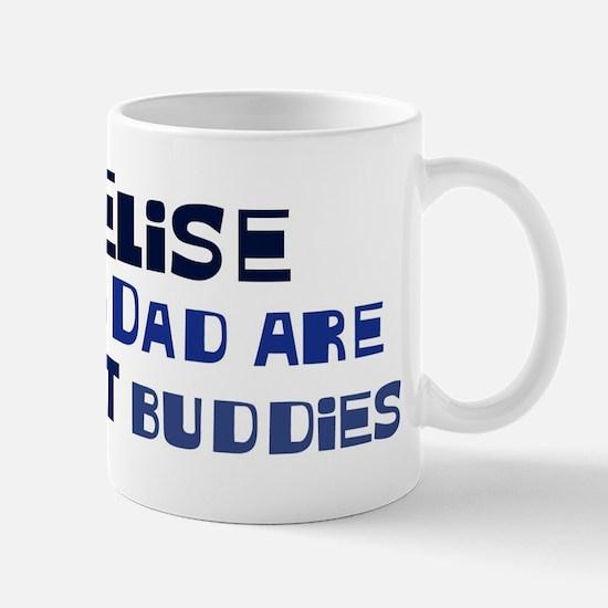 Elise and dad Mug