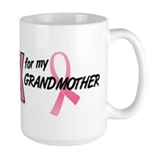 I Wear Pink For My Grandmother 10 Mug