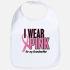 I Wear Pink For My Grandmother 10 Bib