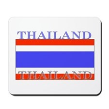 Thailand Thai Flag Mousepad