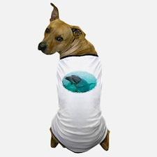Dolphin Face - Dog T-Shirt
