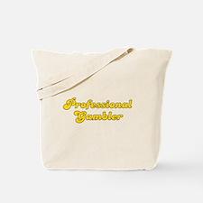 Retro Professiona.. (Gold) Tote Bag