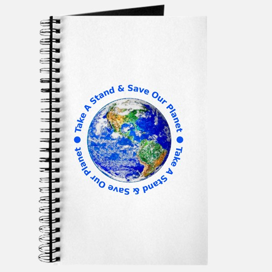 Save Our Planet! Journal