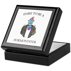 Dare to Be (DORMONT POOL) Keepsake Box