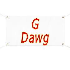 G Dawg Banner