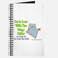 Bingo Caller Balls Journal