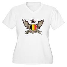 Belgium Emblem T-Shirt