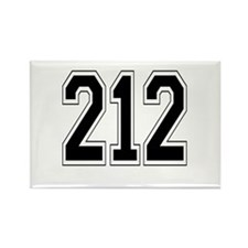 212 Rectangle Magnet