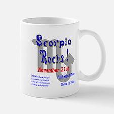 Scorpio November 21st Mug