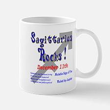 Sagittarius December 11th Mug