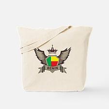 Benin Emblem Tote Bag