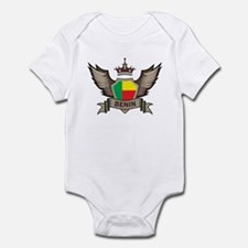 Benin Emblem Infant Bodysuit