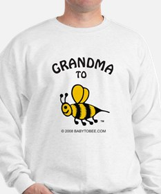 Unique Grandma to bee Sweatshirt