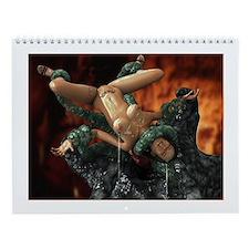 Dark Erotic Art Wall Calendar