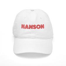 Retro Hanson (Red) Baseball Cap