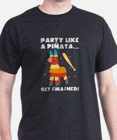 Party Like A Pinata T-Shirt
