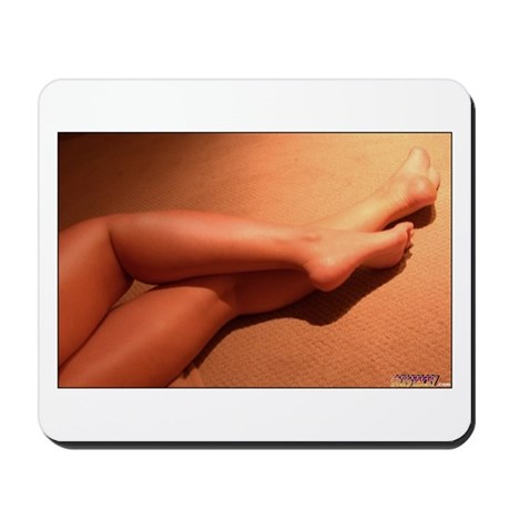 HOT Legs Sexy Girls Mousepad