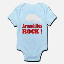 Armadillos Rock ! Infant Bodysuit