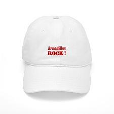 Armadillos Rock ! Baseball Cap