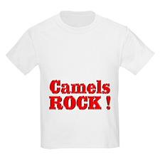 Camels Rock ! T-Shirt