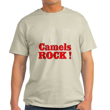 Camels Rock ! Light T-Shirt