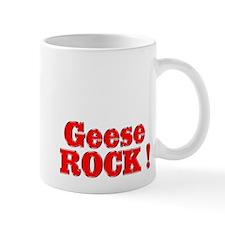 Geese Rock ! Mug