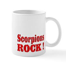 Scorpions Rock ! Small Mug