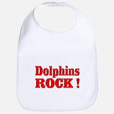 Dolphins Rock ! Bib