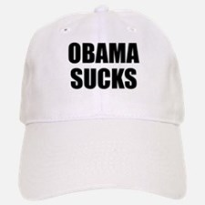 OBAMA SUCKS Baseball Baseball Cap