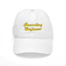Retro Recording e.. (Gold) Baseball Cap