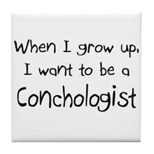 When I grow up I want to be a Conchologist Tile Co