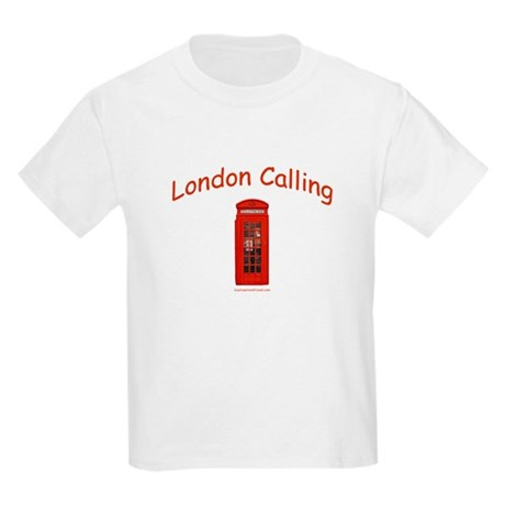London Calling - Kids T-Shirt