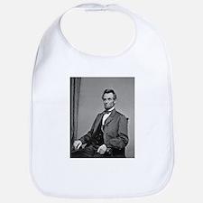 Pres Abraham Lincoln Bib