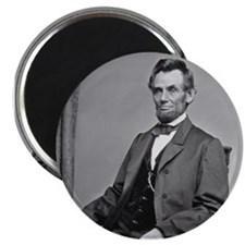 Pres Abraham Lincoln Magnet