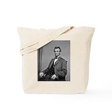 Pres Abraham Lincoln Tote Bag