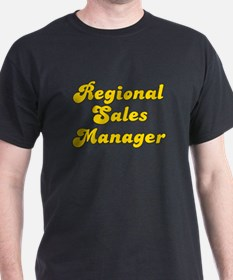 Retro Regional Sa.. (Gold) T-Shirt