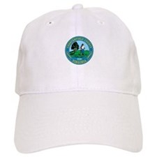 CHESTERFIELD-COUNTY-SEAL Baseball Cap