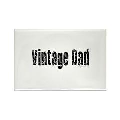 Vintage dad Rectangle Magnet (10 pack)
