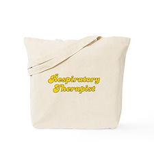 Retro Respiratory.. (Gold) Tote Bag