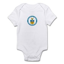 DEPARTMENT-OF-COMMERCE-SEAL Infant Bodysuit
