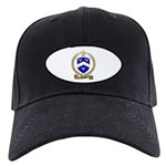 BERGER Family Crest Black Cap