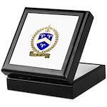 BERGER Family Crest Keepsake Box