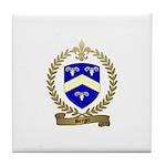 BERGER Family Crest Tile Coaster