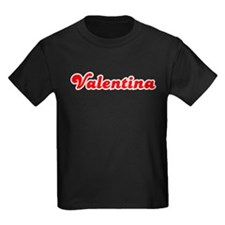 Retro Valentina (Red) T
